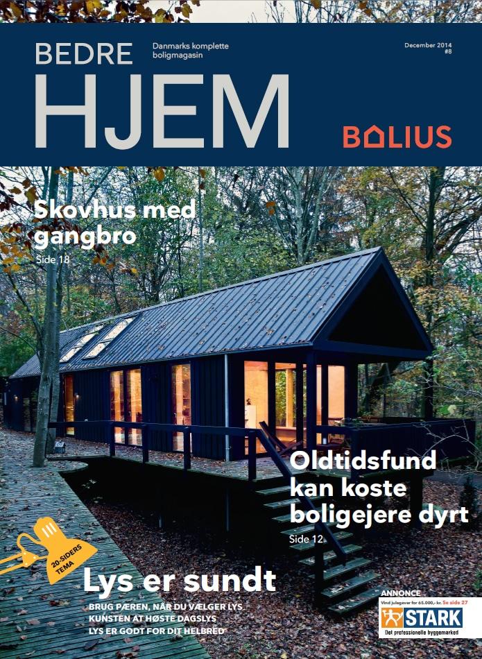 """Thomas Hjort rådgiver om at få dagslys ind i boligen i Bedre Hjem """"Kunsten at høste dagslys"""", Af: Thomas Hjort, m4 Arkitekter"""