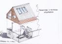 Parcelhus-fra-1960'erne-med-vokseværk, mødeskitse