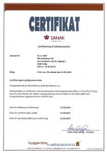 m4 Arkitekter er certificeret og kan udføre alle typer energimærker.