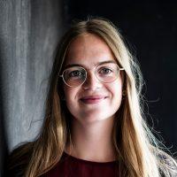 Katrine Frølich Kristensen, arkitektstuderende, studie medhjælper hos m4 Arkitekter.