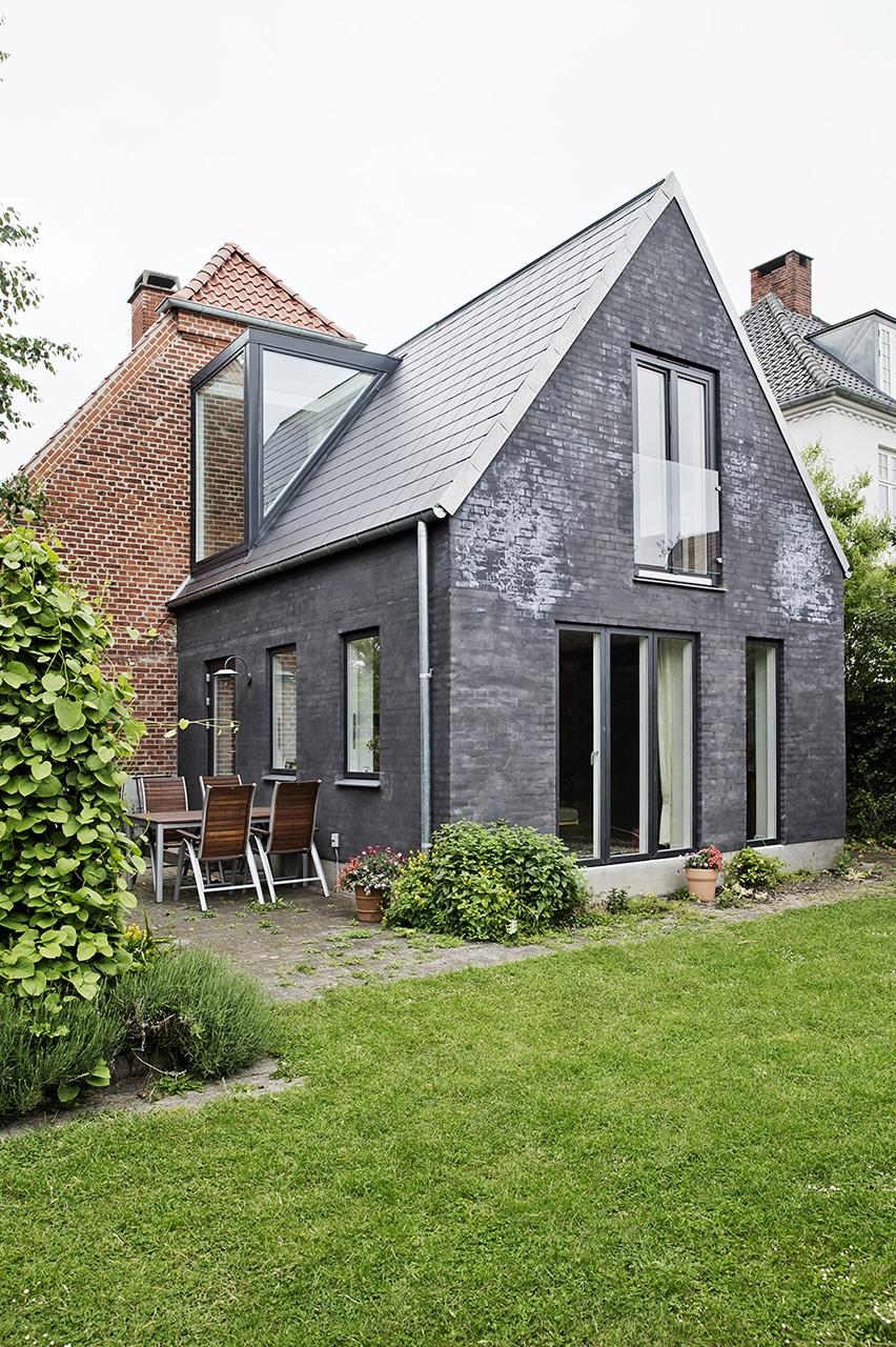 Klassisk murermestervilla fik nyt liv med mere dagslys og bedre udnyttelse af kvadratmeterne