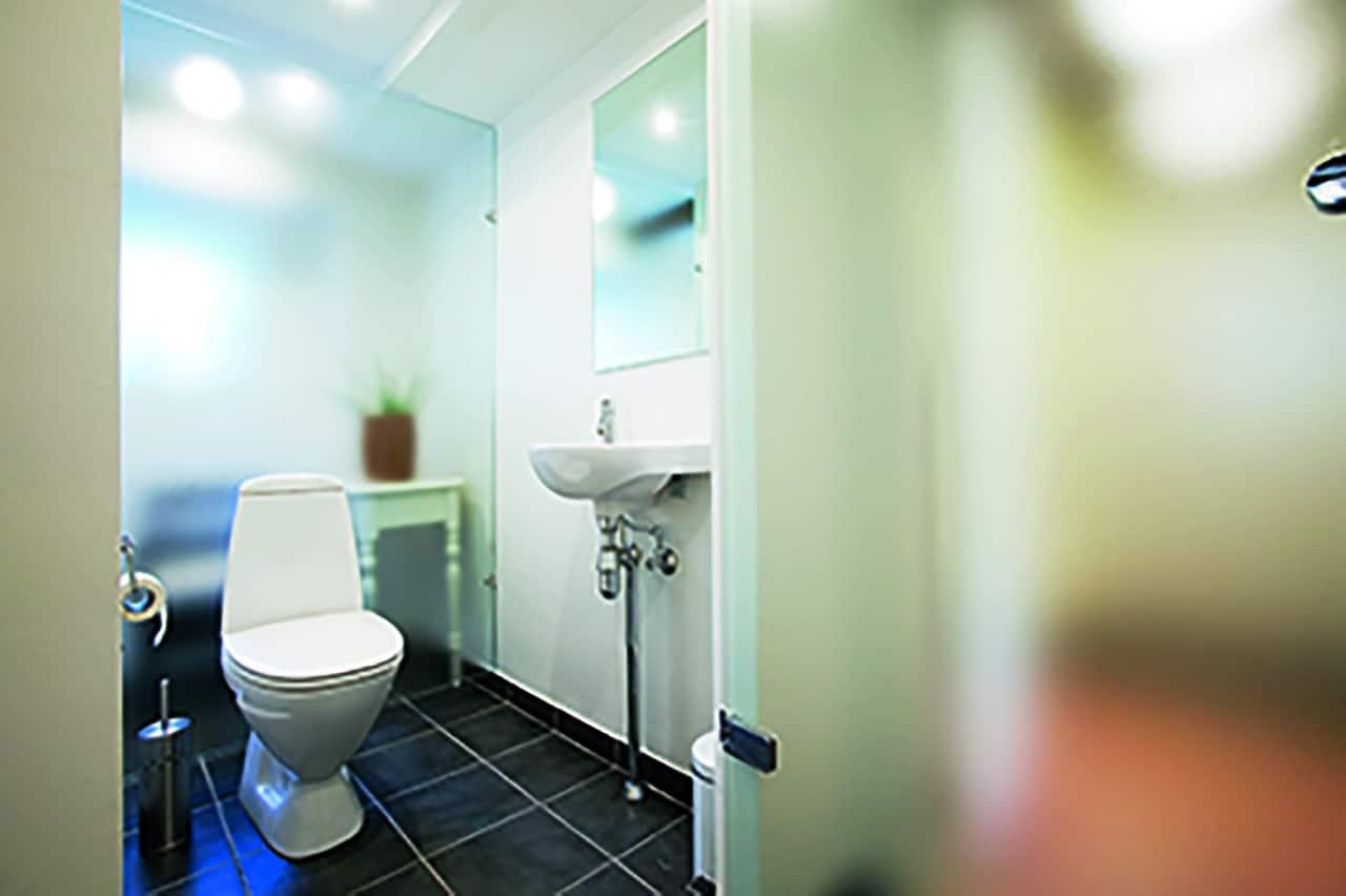 Ny kælder med lækkert luksusbad | m4 Arkitekter