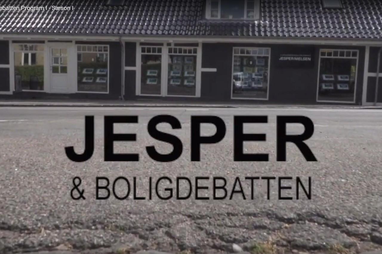 Mød Thomas Hjort fra m4 Arkitekter i liveshowet JESPER & BOLIGDEBATTEN på facebook. Liveshows kan opleves om torsdagen.