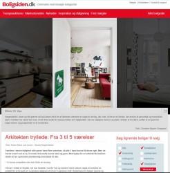 m4 Arkitekter på boligsiden.dk - Vi flyttede bad og køkken.