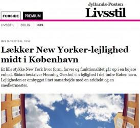 m4 Arkitekter på jyllands-posten.dk - Brændte fingrene på lappeløsninger.