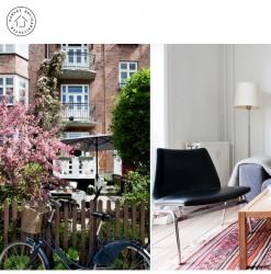 m4 Arkitekter på dbark.dk - Trappen er et altdominerende møbel.