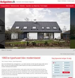 m4 Arkitekter på boligsiden.dk - Tidløs ombygning med varme og glød.