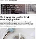 m4 Arkitekter på jyllands-posten.dk - Lejlighed som byhus.