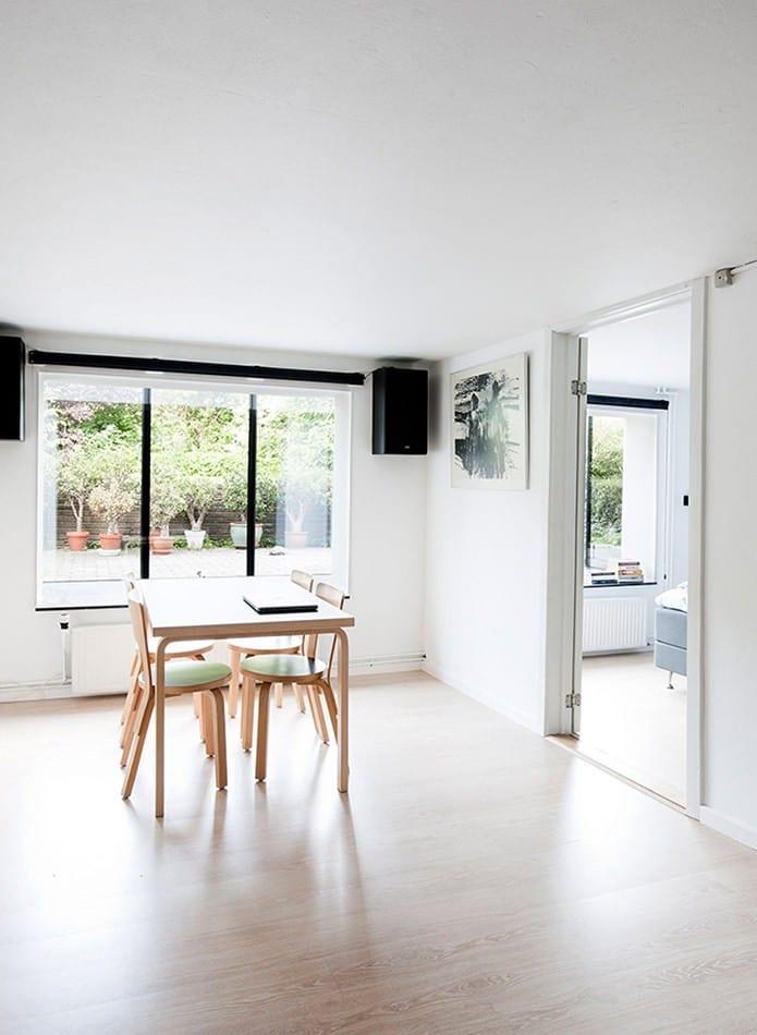 m4 Arkitekter på bolius.dk - Ombygning løste pladsmangel.
