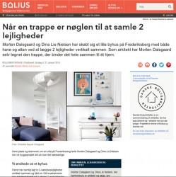 m4 Arkitekter på bolius.dk - Specialbygget trappe betaler sig.