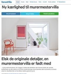 m4 Arkitekter på voresvilla.dk - Førstesal med wauw-faktor.