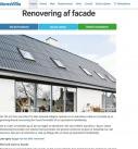 m4 Arkitekter på voresvilla.dk - Facader skaber optimale lysvilkår.