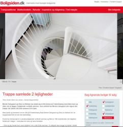 m4 Arkitekter på boligsiden.dk - Undersøgte mulighed for sammenlægning.