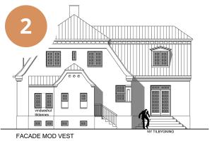 Skitsefasen giver dig overblik over økonomi og boligens udseende.