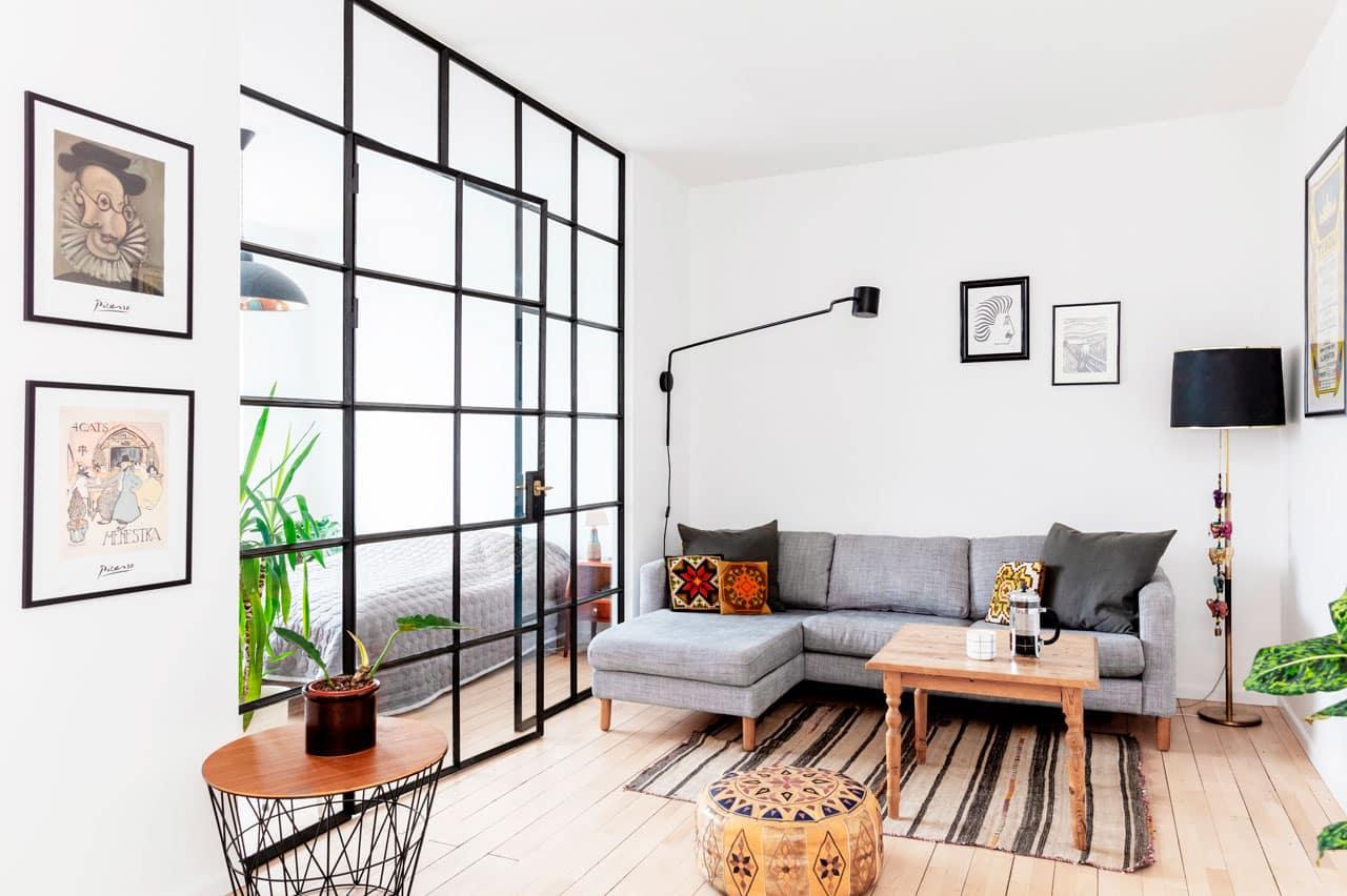 Ny arkitekttegnet planløsning i lejlighed gav plads til ekstra værelse